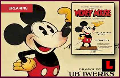 100,000 Mickey Mouse Poster Delivers Record Sale