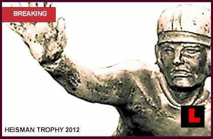 who won the 2012 Heisman Trophy Winner win live results tonight Johnny