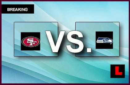 49ers vs. Seahawks 2014 Score Prompts Final Quarter Battle Tonight live score results