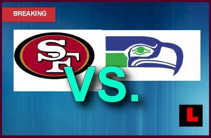 49ers vs. Seahawks 2013 Score: Colin Kaepernick Battles ...