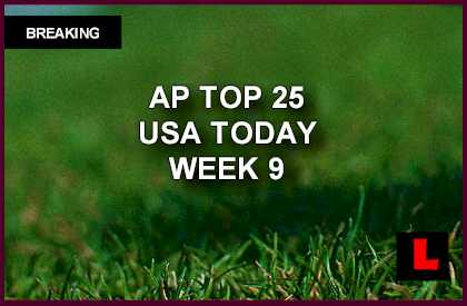 AP Top 25 College Football Rankings Prompt BCS Standings 2013 Wait