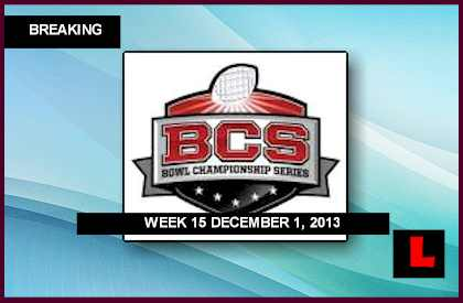 bcs standings football scores college