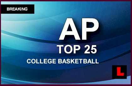 basketball ncaa college ap rankings week reveal jan standings louisville january