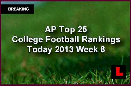 ap top 25 college football scores college footbal scores