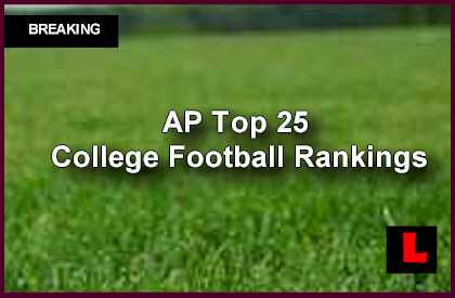 college football top 25 results college football on television