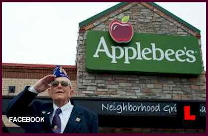Applebees Veterans Day 2011 Free Meal Continues Annual Tradition