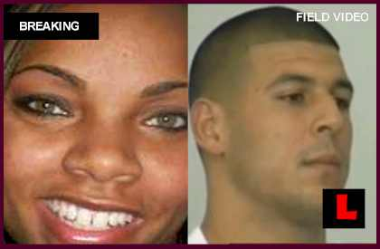 Aaron Hernandez Girlfriend Baby Mama: Fiancée Shayanna Jenkins Assisted DA's Case
