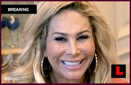 Adrienne Maloof Secret about Family, Divorce, Palms 2% Ignites Reunion