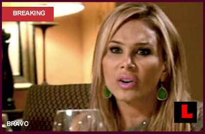 Adrienne Maloof Secret about Family Strikes RHOBH Reunion