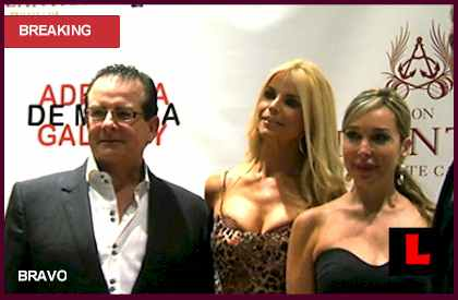 Alexia Echevarria, Husband Herman Echevarria Battle Accusations on RHOM
