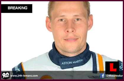 Allan Simonsen Dead in Crash at 24 Hours of Le Mans 2013