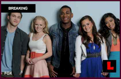 American Idol 2012 tonight Top 4 Results Prompt Skylar Laine Rebound