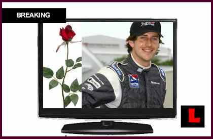 race car driver Arie Luyendyk Jr., The Bachelorette Emily Maynard Contestant, Battles Texting Allegations