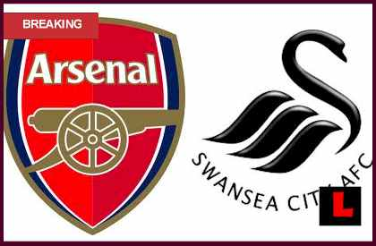 Swansea City vs Arsenal Arsenal vs Swansea City 2013