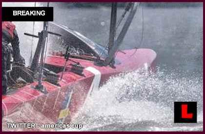Artemis Racing AC72 Member Dies Andrew Bart Simpson