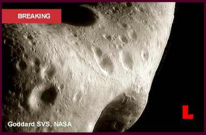 Asteroid Eros Tonight January 31 Prompts Historic 2012 Visit
