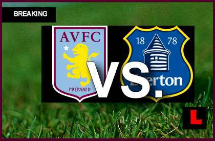 Image Result For Everton Vs Aston Villa En Vivo