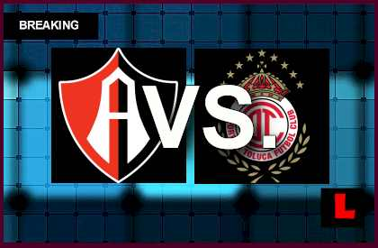 Atlas vs. Toluca 2014 Score Prompts Liga MX Results Today en vivo live score results soccer futbol mexico