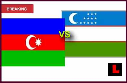 score live Azerbaijan vs. Uzbekistan 2013 Deliver Friday Soccer Showdown