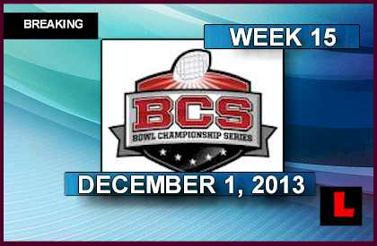 ncaa bcs football standings ncaa football television schedule