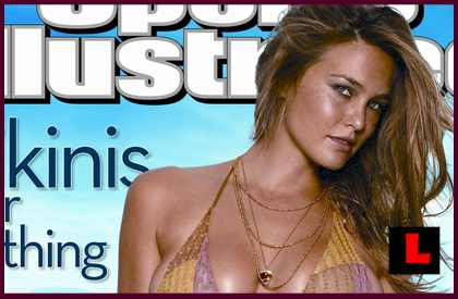 Sports Illustrated 2009 Swimsuit COVER model. Bar Refaeli 2009 Sports