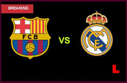 Barcelona vs Real Madrid el clasico 23-3-2014 live match liga bbva