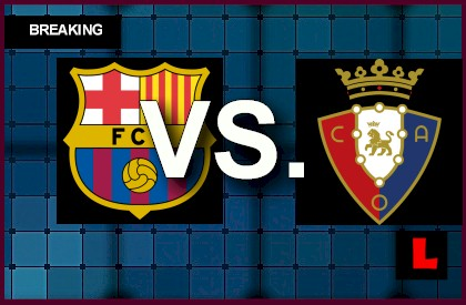 Image Result For Barcelona Osasuna Vivo Internet