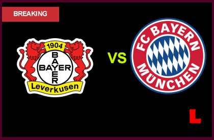 bayer vs bayern
