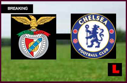 Benfica vs Chelsea Score Winner To Head to Super Cup 2013 en vivo live score results today