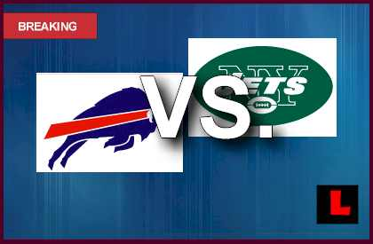 Bills vs Jets 2013: Geno Smith Scores on TD Run live score results channel today game