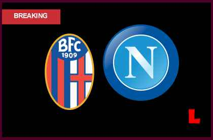 Bologna vs Napoli 2013 Battles 3 Game Winning Streak en vivo live score results today
