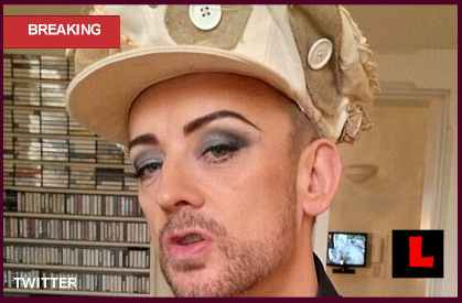 Boy George Weight Loss Credited to Freer Nutrition Plan