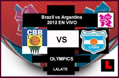 Brazil vs Argentina 2012: Barbosa Faces Scola in Olympics Basketball