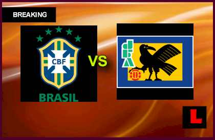 Brazil vs. Japan 2013: Neymar Scores Early in Confederations Cup en vivo live score results today