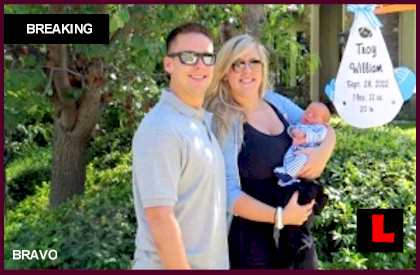 Vicki Gunvalson Daughter Briana Wolfsmith Gives Birth to Ryan Culberson Baby