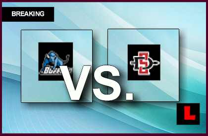 Buffalo vs. San Diego State 2013 Score Prompts Potato Bowl Showdown live score results channel today game