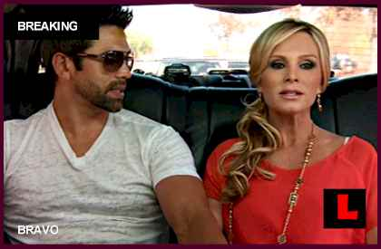 CUT Fitness OC: Tamra Barney Cuts Alexis Bellino Out of Party