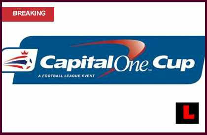 Capital One Cup Fourth Round Draw Results 2012 Prompt Announcement Tonight