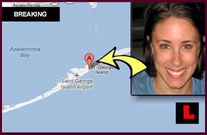 Casey Anthony St. George Island, Florida Hideaway Revealed by Baez