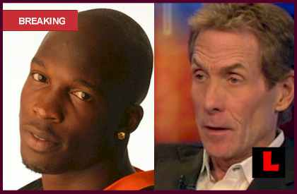 Chad Ochocinco Johnson Battles Skip Bayless, FirstTake with Child Please