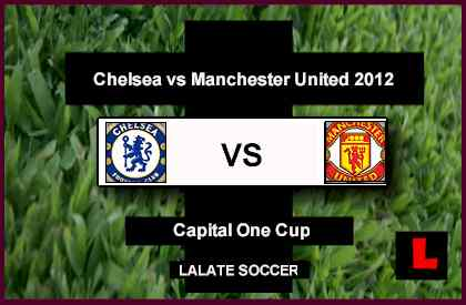 Image Result For Chelsea Vs Manchester United En Vivo Mega