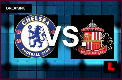 Chelsea vs sunderland 2014 score delivers epl table results struggle - Today premier league results and tables ...