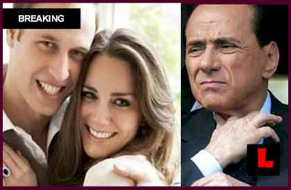 Chi Italy Magazine Kate Middleton photos Scandal Reveals Berlusconi Contradiction on Privacy