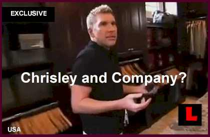 Chrisley and Company Department Store: Todd Knows Fantasy - EXCLUSIVEl