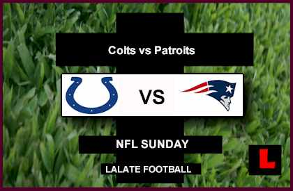 score live Colts vs. Patriots 2012: Julian Edelman, Tom Brady Hold Luck