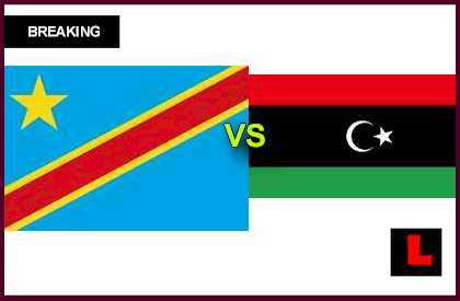 Libya vs congo 21-1-2014 match score chan 2014