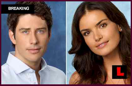 Courtney Robertson, Arie Luyendyk Jr Dating and Still Together