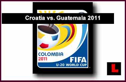 Croatia vs. Guatemala Could End FIFA U-20, For Both Countries
