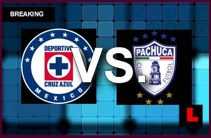 Cruz Azul vs. Pachuca 2014 Score Delivers Liga MX Table Results en vivo live score mexico soccer