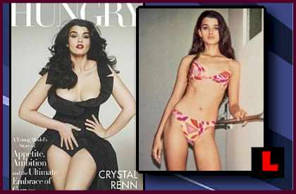 Crystal Renn Pictures